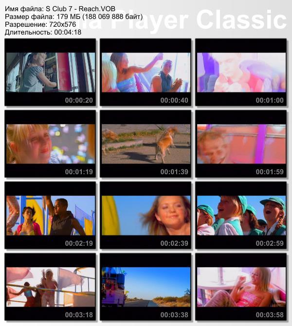 Music video of s club 7 never had a dream come true download.